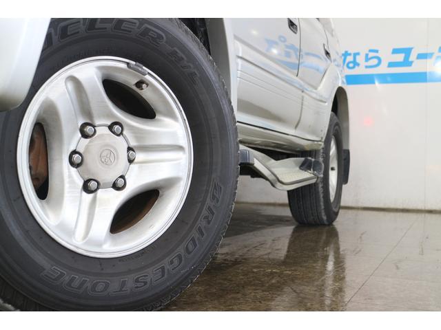 「トヨタ」「ランドクルーザープラド」「SUV・クロカン」「沖縄県」の中古車7