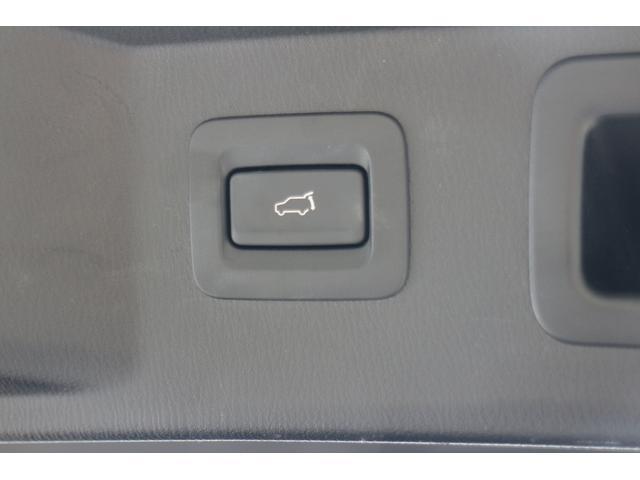 ボタン一つで簡単開け閉め、パワーバックゲート