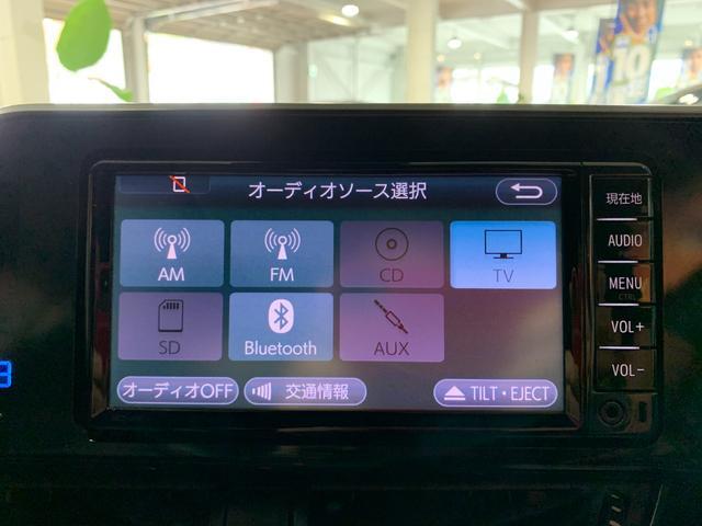 純正SDナビ(CD/BT/AUXワンセグTV)