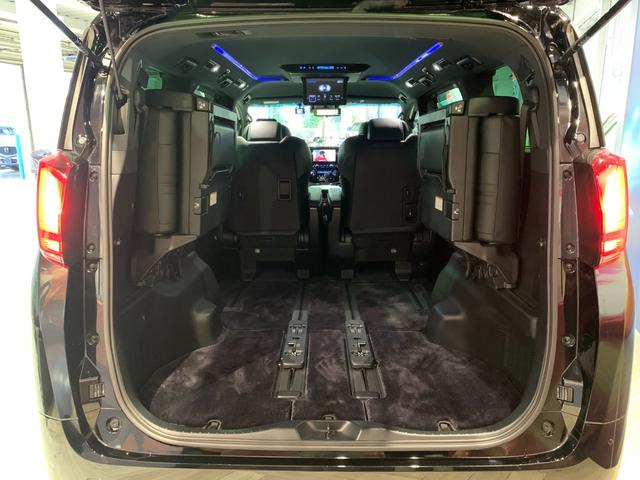 エグゼクティブラウンジ OP10年保証対象車 メーカーナビ JBLサウンドシステム 両側パワースライド パワーバックドア(17枚目)