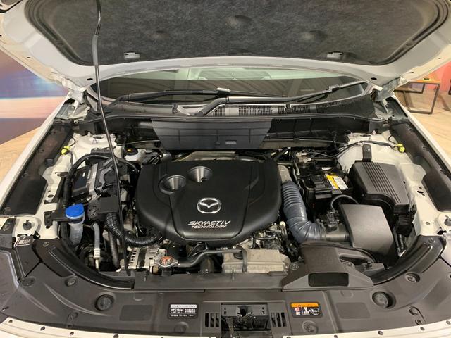 XDプロアクティブ 軽油 OP10年保証対象車 マツダコネクトナビ 360°ビューモニター BOSEサウンドシステム(8枚目)