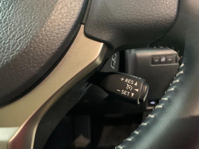 長距離ドライブの強い味方、クルーズコントロール