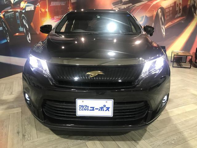 トヨタハリアー(HARRIER)は、高級ラグジュアリーSUVの元祖ともいえる代表モデル。