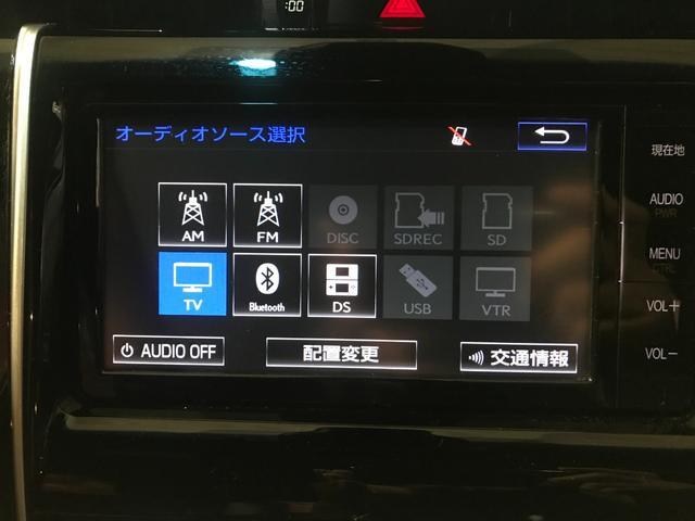 純正SDナビ(CD/DVD/BT/USB/AUX/フルセグTV)