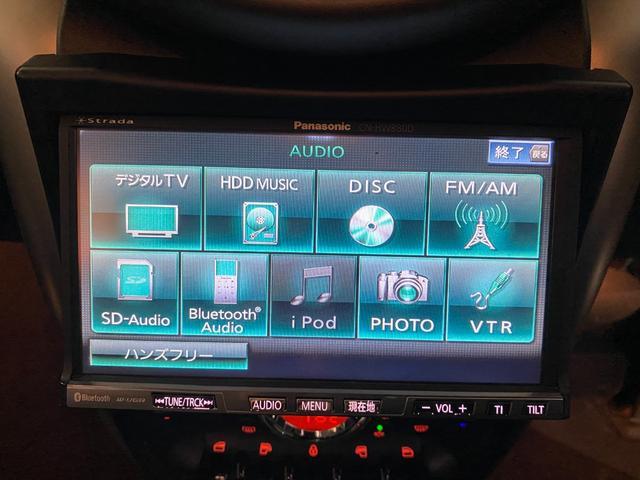社外SDナビ(CD/DVD/BT/フルセグTV)