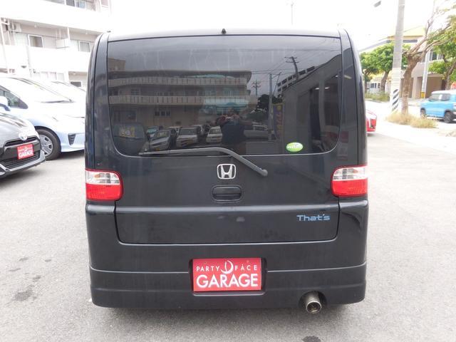 「ホンダ」「ザッツ」「コンパクトカー」「沖縄県」の中古車3