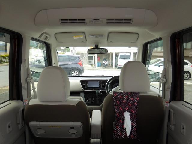 X ユーザー買取車 走行距離1万キロ台 片側パワースライドドア バックカメラ ブレーキアシスト Bluetooth対応純正ナビ スペアキー有(20枚目)
