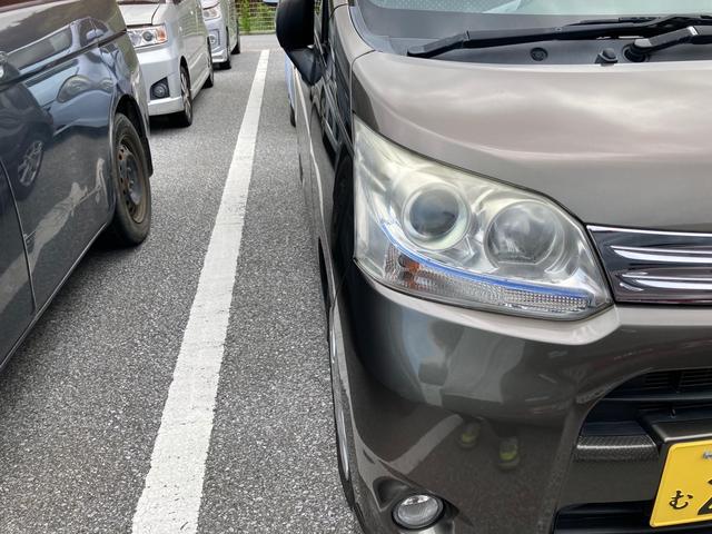 カスタム Xリミテッド ユーザー買取車 ワンオーナー車 スマートキー 純正ナビ TV バックカメラ(40枚目)