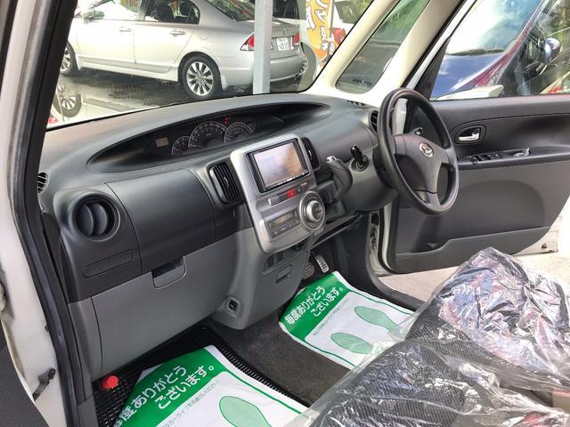 ダイハツ タント カスタムX 保証2年付 HDDナビTV