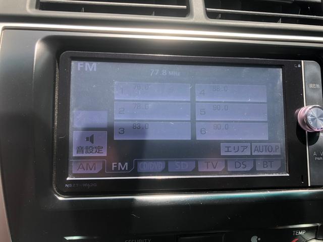 ハイブリッド Gパッケージ 純正SDナビTV バックカメラ(7枚目)