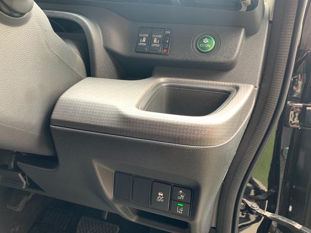 乗り降り楽々両側パワースライド、Honda SENSINGの安全機能も搭載