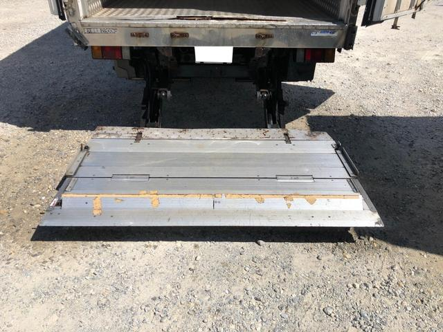 3t低温冷凍車 パワーゲート MT6速 ディーゼル(12枚目)