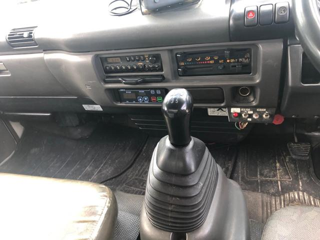 3t低温冷凍車 パワーゲート MT6速 ディーゼル(18枚目)