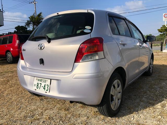 「トヨタ」「ヴィッツ」「コンパクトカー」「沖縄県」の中古車39