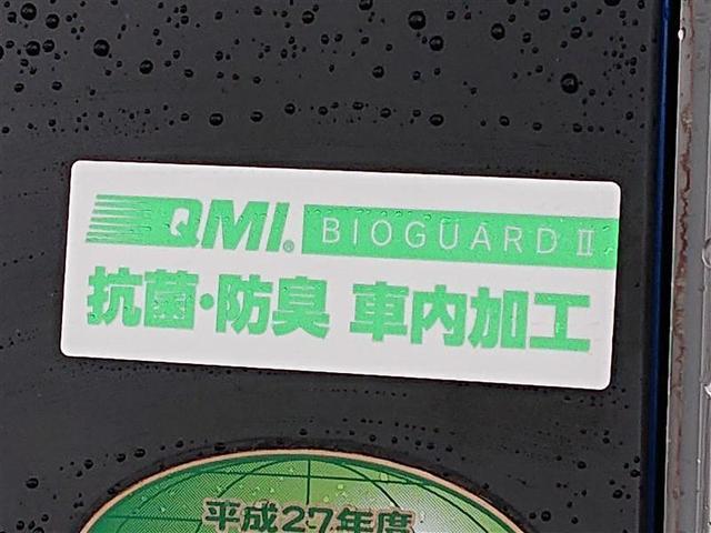 バイオガード施工済み車