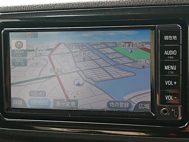 ハイブリッドF ワンセグ ミュージックプレイヤー接続可 バックカメラ 衝突被害軽減システム ETC(5枚目)