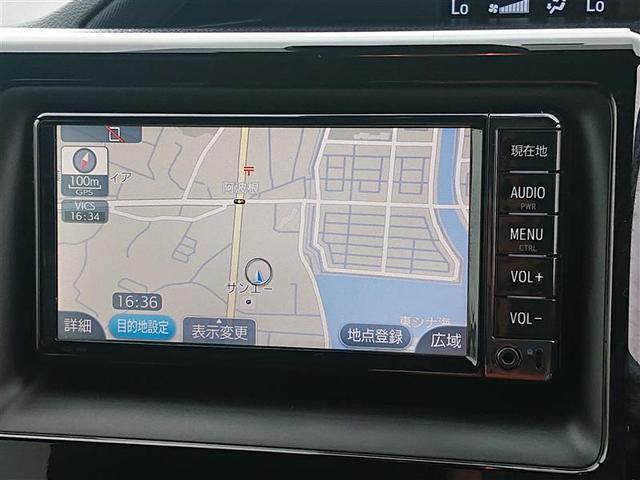 ZS ワンセグ ミュージックプレイヤー接続可 バックカメラ 衝突被害軽減システム ETC 両側電動スライド LEDヘッドランプ 乗車定員8人 3列シート(5枚目)