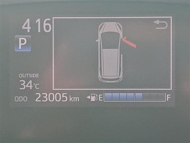 G クエロ フルセグ ミュージックプレイヤー接続可 バックカメラ 衝突被害軽減システム ETC 両側電動スライド LEDヘッドランプ 乗車定員7人 3列シート 記録簿(9枚目)
