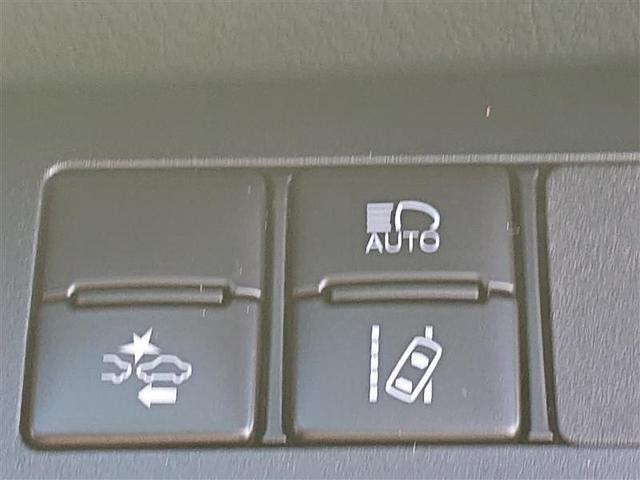 G クエロ フルセグ ミュージックプレイヤー接続可 バックカメラ 衝突被害軽減システム ETC 両側電動スライド LEDヘッドランプ 乗車定員7人 3列シート 記録簿(11枚目)