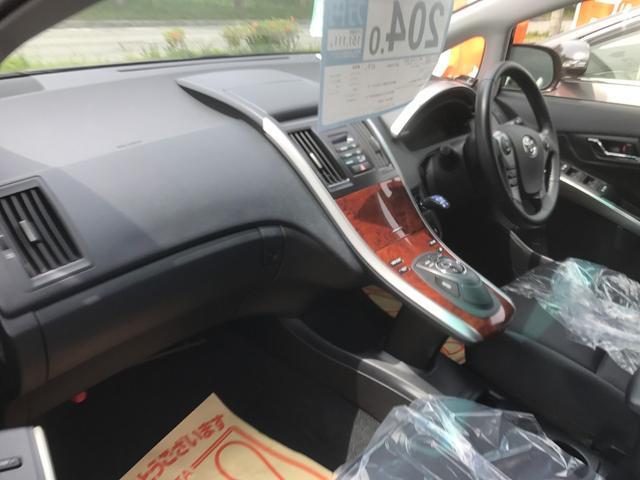 トヨタ SAI S ツーリングセレクション HDDナビ