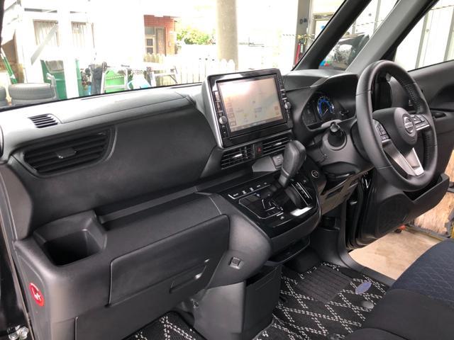 ハイウェイスター Gターボプロパイロットエディション ハイウェイスター Gターボプロパイロットエディション ハイブリッド プロパイロット 新車保証継承  9インチナビ フルセグTV  Bluetooth 全方位モニター 前後ドラレコ 本土ディーラー車(29枚目)