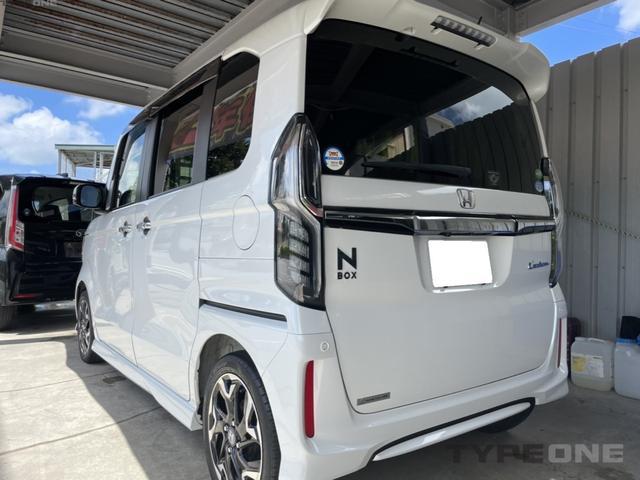 G・Lターボホンダセンシング 2年保証込み 5年保証可能 最上級グレード 新品ナビ フルセグ Bluetooth バックカメラ ETC タイヤ4本新品 ワンオーナー修復歴無し 本土HONDAディーラー車両(6枚目)