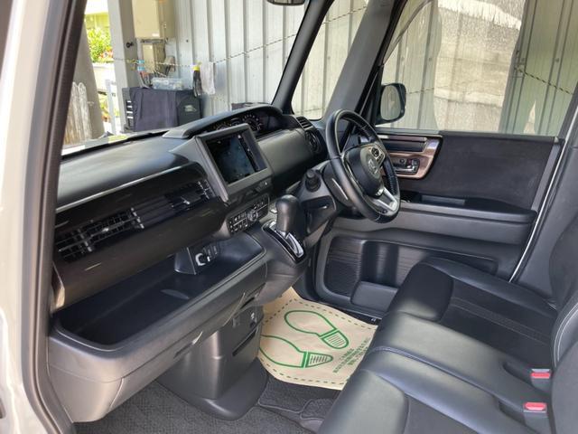 G・Lターボホンダセンシング 2年保証込み 5年保証可能 最上級グレード 新品ナビ フルセグ Bluetooth バックカメラ ETC タイヤ4本新品 ワンオーナー修復歴無し 本土HONDAディーラー車両(18枚目)