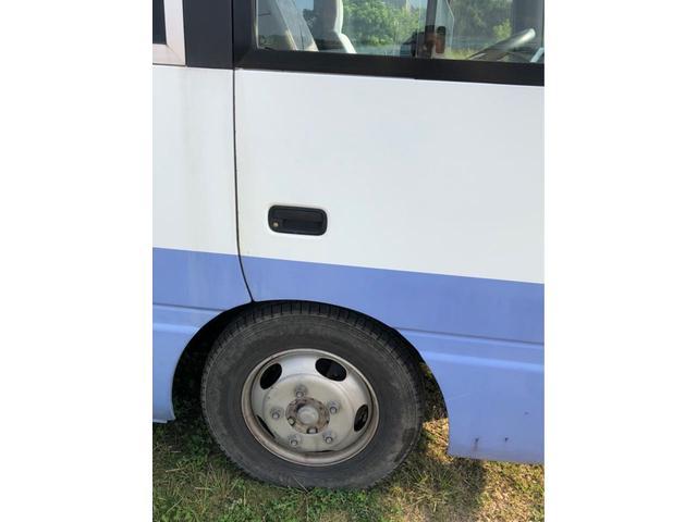 日産 シビリアンバス 10名乗り 福祉車両