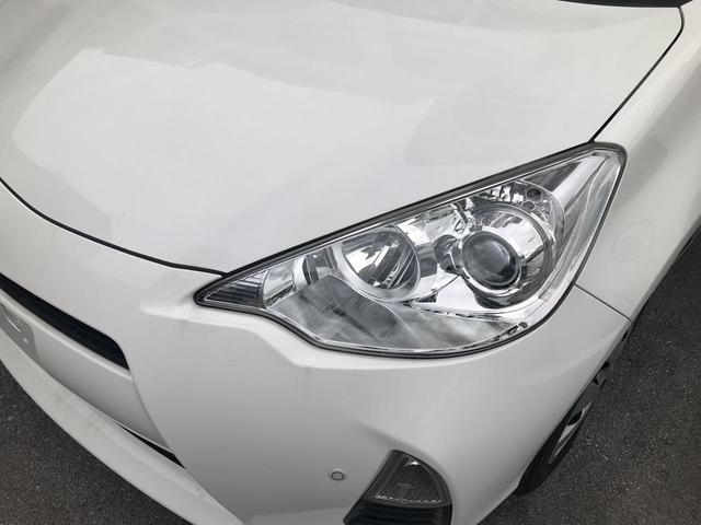 アクアS 衝突安全ボディ アイドリングストップ キーレス ABS