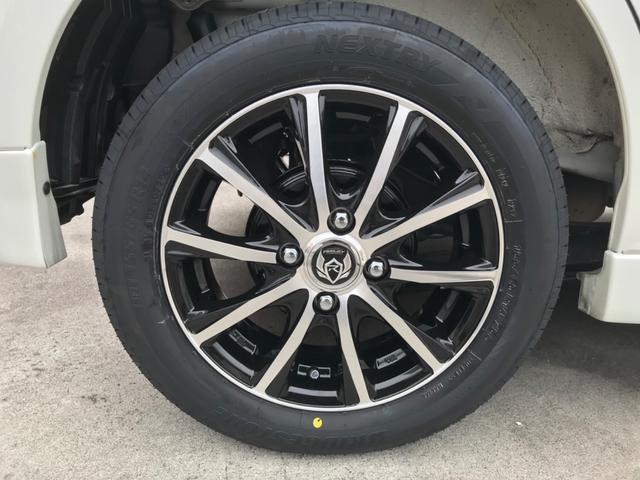 新品タイヤホイール