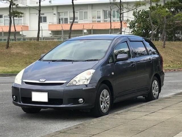 トヨタ ウィッシュ X