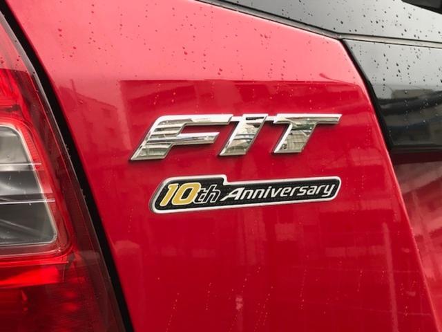 "特別仕様車""13G 10th Anniversary"""