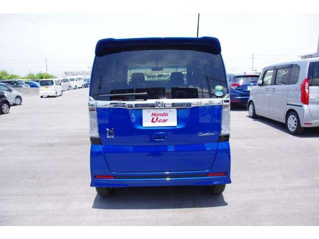 G・Lパッケージ デモカーアップ車(3枚目)