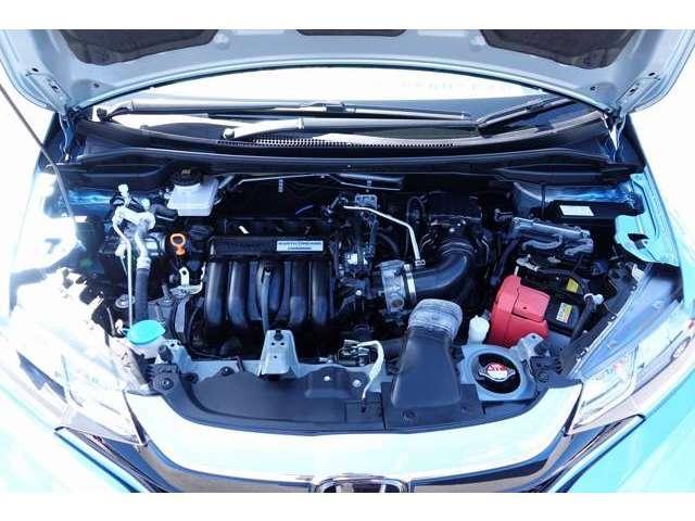 ホンダ フィットハイブリッド S ホンダセンシング デモカーアップ
