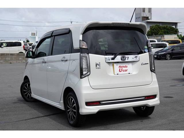 ホンダ N-WGNカスタム G・ターボパッケージ デモカーアップ車