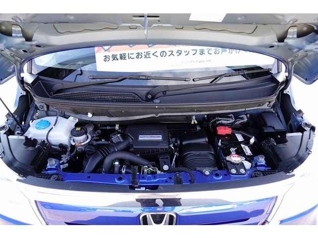 G・EXターボホンダセンシング デモカーアップ車(17枚目)