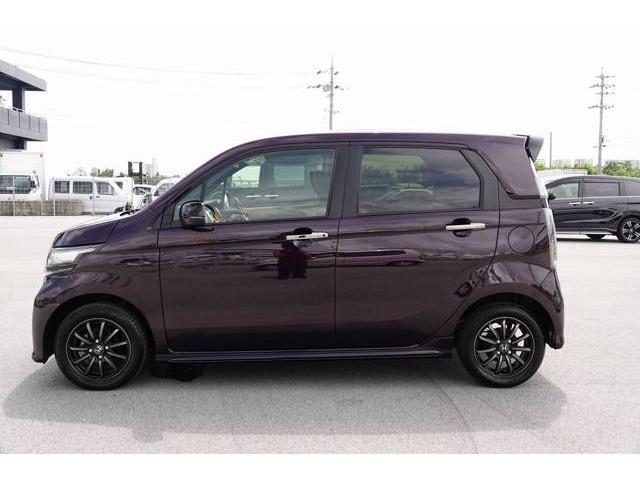 「ホンダ」「N-WGNカスタム」「コンパクトカー」「沖縄県」の中古車5