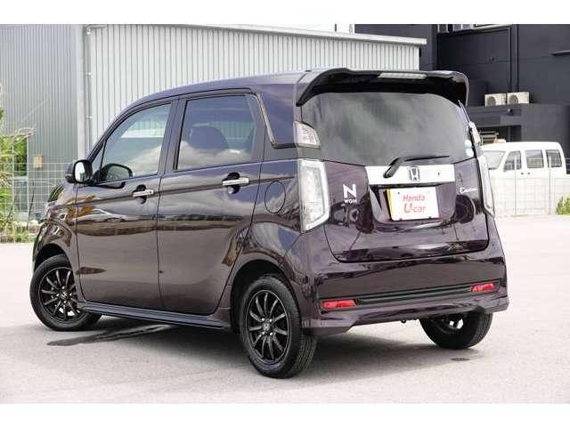 「ホンダ」「N-WGNカスタム」「コンパクトカー」「沖縄県」の中古車9