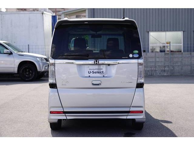「ホンダ」「N-BOX+カスタム」「コンパクトカー」「沖縄県」の中古車3