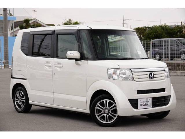 「ホンダ」「N-BOX」「コンパクトカー」「沖縄県」の中古車6