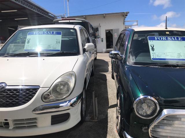 「ダイハツ」「ストーリア」「コンパクトカー」「沖縄県」の中古車6