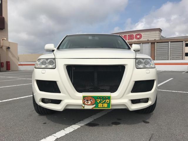 「フォルクスワーゲン」「トゥアレグ」「SUV・クロカン」「沖縄県」の中古車8
