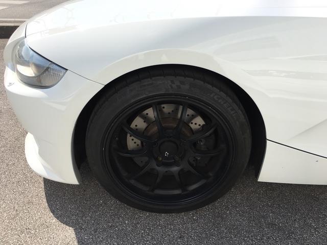 BMW BMW Z4 Mクーペ HAMANN ワンオーナー