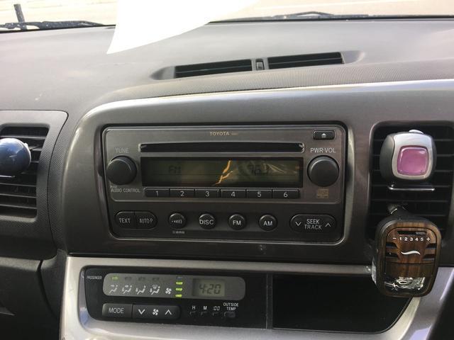 トヨタ ウィッシュ CD オートエアコン キーレス 7名乗