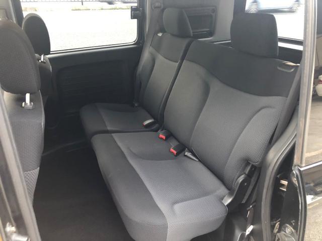 後部座席も広々!ゆったり座ることができます☆