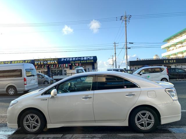 「トヨタ」「SAI」「セダン」「沖縄県」の中古車6