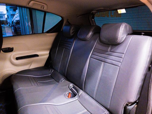 S ガルウィング 社外フルエアロ 引っ張り出しタイヤ フェンダー耳折り加工 デイライト 社外アルミホイール RECAROセミバケシート Bluetoothオーディオ(14枚目)