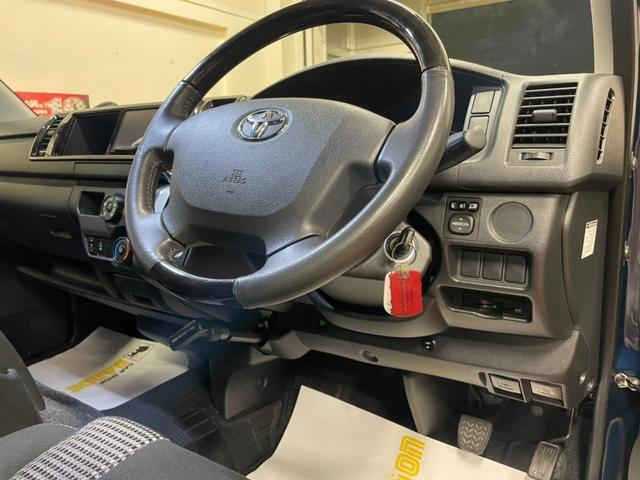 SロングワイドDX GLパッケージ モデリスタエアロ RECAROバケットシート ダークプライムセカンドシートVELENO・LED 純正LEDヘッドライト フルセグ クリアランスソナー AC100  両側スライドガラス(16枚目)