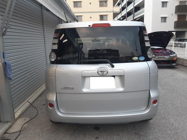 「トヨタ」「シエンタ」「ミニバン・ワンボックス」「沖縄県」の中古車3