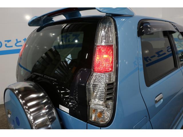 ダイハツ テリオスキッド カスタムL OP 10年保証対象車 純正15インチAW